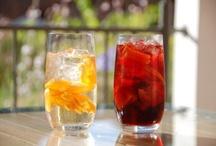 Drinks / Fun drinks. Beautiful drinks. Thirsty.