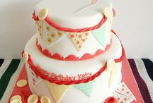 Sewing and Knitting cake ideas