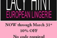 Lingerie Flash Sale