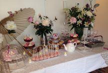 High Tea Birthday Celebration