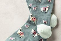 Awesome and cute socks