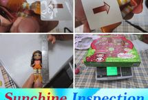 Toys For Kids Quality Inspection