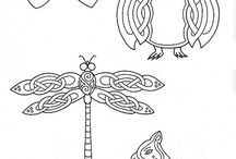 Кельтские орнаменты