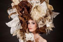 Flora 2015 / avant garde hair inspiration
