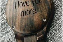 JORD Wood Watches / JORD Wood Watches are unique men and women's watches in a variety of gorgeous styles. They also make great gifts and offer custom engraving.