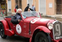 Alfa Romeo 8C 2300 Le Mans / Torpedo 4-seater   |   Year: 1931-1934   |   Number built: 10   |   Technical specifications: in-line 8-cylinder, 2336cc, from 155 to 180 hp with compressor, from 195 to 215 km/h