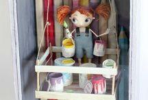 Matcbox2 Dolls