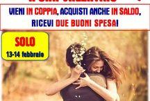 San Valentino / Festeggia San Valentino alla grande! Cogli l'occasione! Leggi il regolamento: http://bit.ly/1CZBYKJ