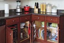 Cupboards / Kitchen