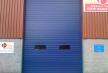 Industrial Insulated Sectional Doors / When you're looking for excellent thermal efficiency, superior quality, maximum security and long-term durability, check out the ThermAdor range of insulated sectional doors suitable for openings up to 36m².  ThermAdor Industrial insulated door panels are manufactured and finished to the highest quality standards in order to achieve maximum durability.  The doors use Kingspan 40mm or 80mm insulated panel.  http://www.tilt-a-dor.co.uk/industrial_doors/industrial_insulated_sectional_doors