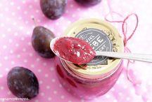 Marmeladen - Konfitüren - süsse Aufstriche ♡