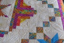 Quilting inspirations / by Lucimara Maeda