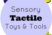 Toys for blind children
