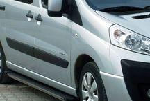 Trittbretter für Vans / Trittbretter für Vans, Kleinbusse und Transporter von TrittbretterShop.de