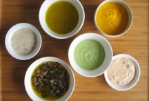 Salsas, Sauces, Dips, Dressings and Condiments