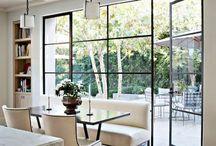 de belles fenêtres pour une belle maison
