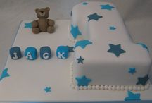 Number One Cake Designs