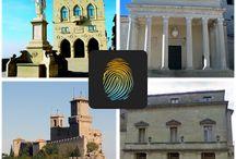 Comparyson monumentali e storiche