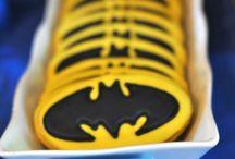 Lego batman theme party