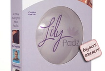Breastfeeding / Lilypadz - 100% Re-usable Silicone breast pads! and other breastfeeding pics