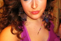 Fave Makeup, hair, & earrings :) / by Betsy Stow