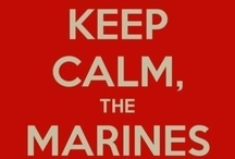 The Marines / by Summer Klco