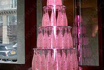 Bottle decoraation