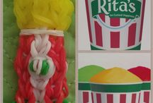 Food and Drink Rainbow loom