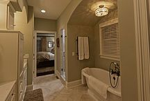 Bathroom ideas / by Erin Leonard