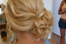 Updos & Beauty / Prom, Wedding, etc. hair and make-up ideas