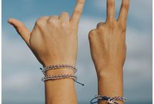 4Ocean Bracelets / Made with 100% Recycled Materials