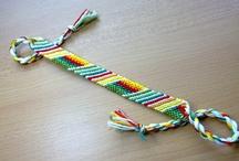 frienship bracelet / disegni breccialwtti