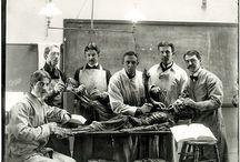 Vintage autopsy photos
