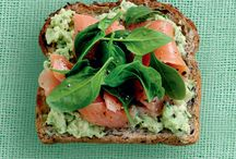 Healthy Avocado Recipes / We all love avocado on toast, in a salad, or in a pitta! Browse through our favourite recipes!