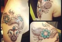 To tattoo or not to tattoo.... / by Kim Lowe
