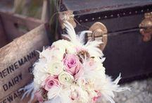 <3 Bridal bouquet