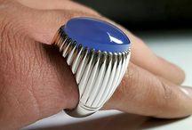 мужские кольца