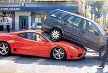 Whoops / Cars in compromising positions