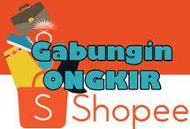 Cara Menggabungkan ONGKIR saat Membeli Banyak Barang di Shopee