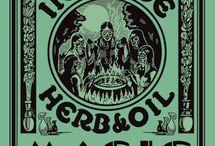 Hoodoo, Rootwork, + Folk Magic