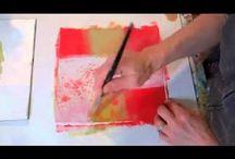 Técnicas de pintura