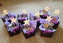 Scentsy displays and samples