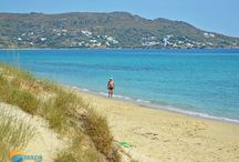 Naxos Tours / Exploring the whole of Naxos island in 7 tours.