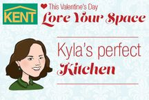 Kyla's Perfect Kitchen / Kyla's ideas for a perfect kitchen