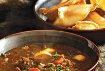 Food: Stew it! Soup up!