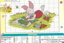 Kalender pooh
