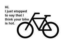 yourbikeishot / bicycle
