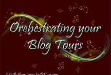 Blog Tour Orchestrations / In which I promote the blog tours I orchestrate for others