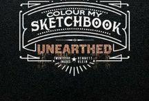 Colour My Sketchbook