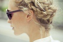 Inga tovor / Tänk att ha en ny frisyr varje dag